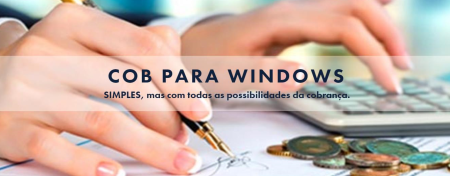 Software de Cobrança – COB para Windows