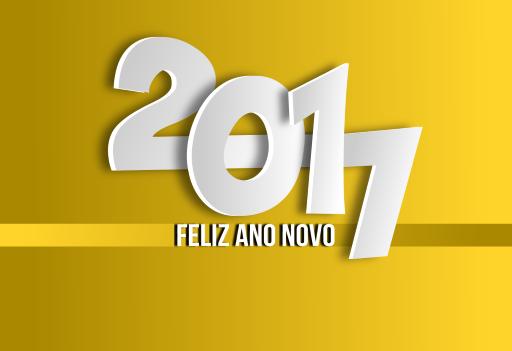 Feliz Ano Novo! Feliz Site Novo!