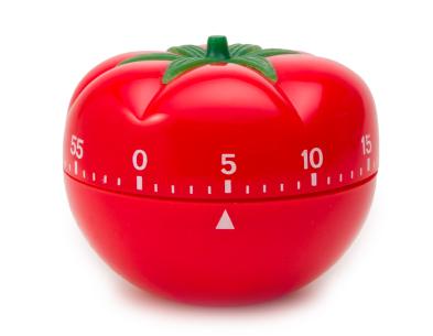 O Pomodoro pode salvar seu dia
